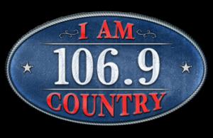I am Country 106.9 community radio logo